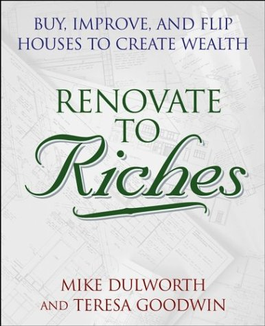 Buy Renovate To Riches